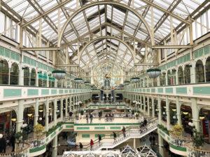 shoppingcenter dublin stephens green
