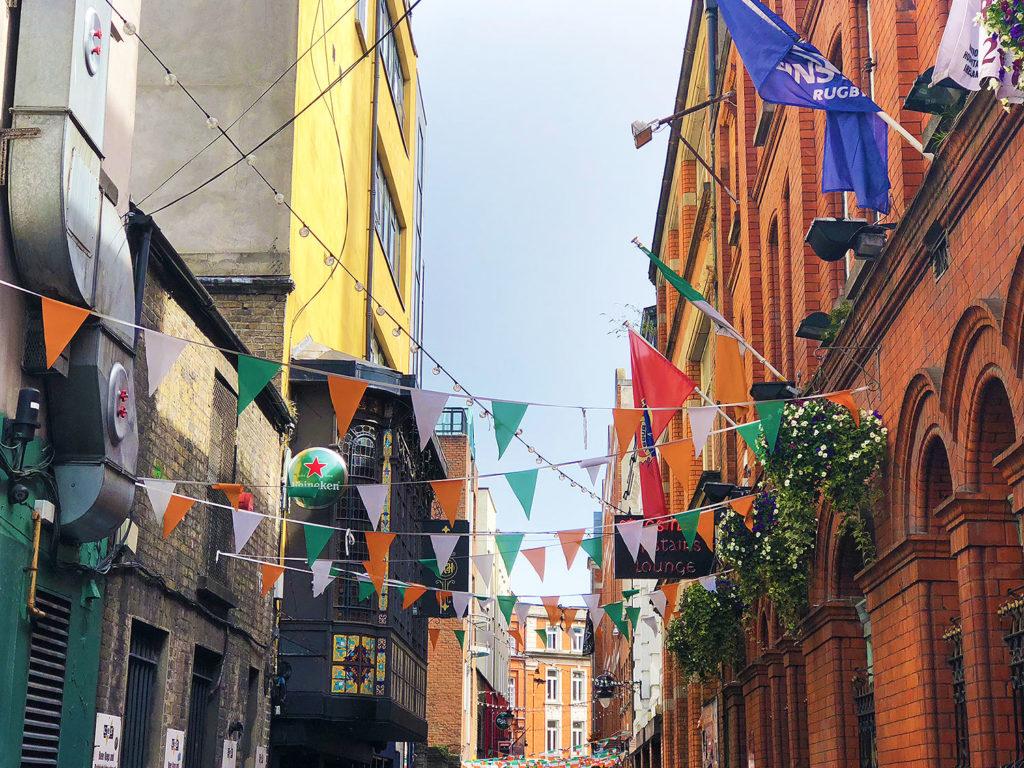 street dublin ireland