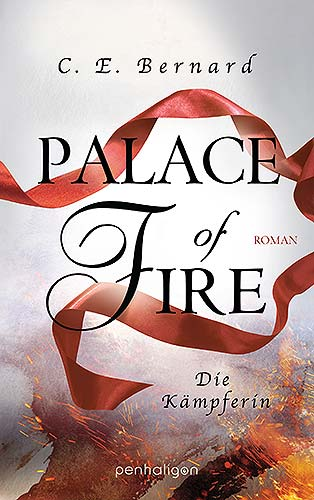 palace of fire c e bernard rezension
