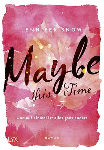 maybe this time jennifer snow