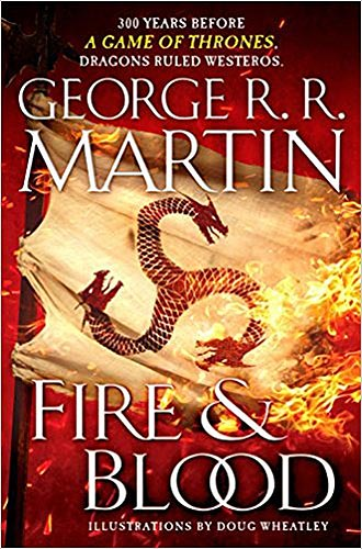 fire & blood george r r martin