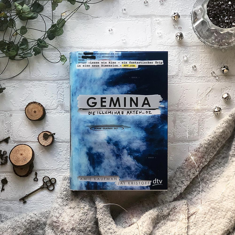 gemina jay kristoff