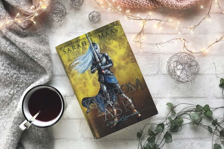 kingdom of ash sarah j maas