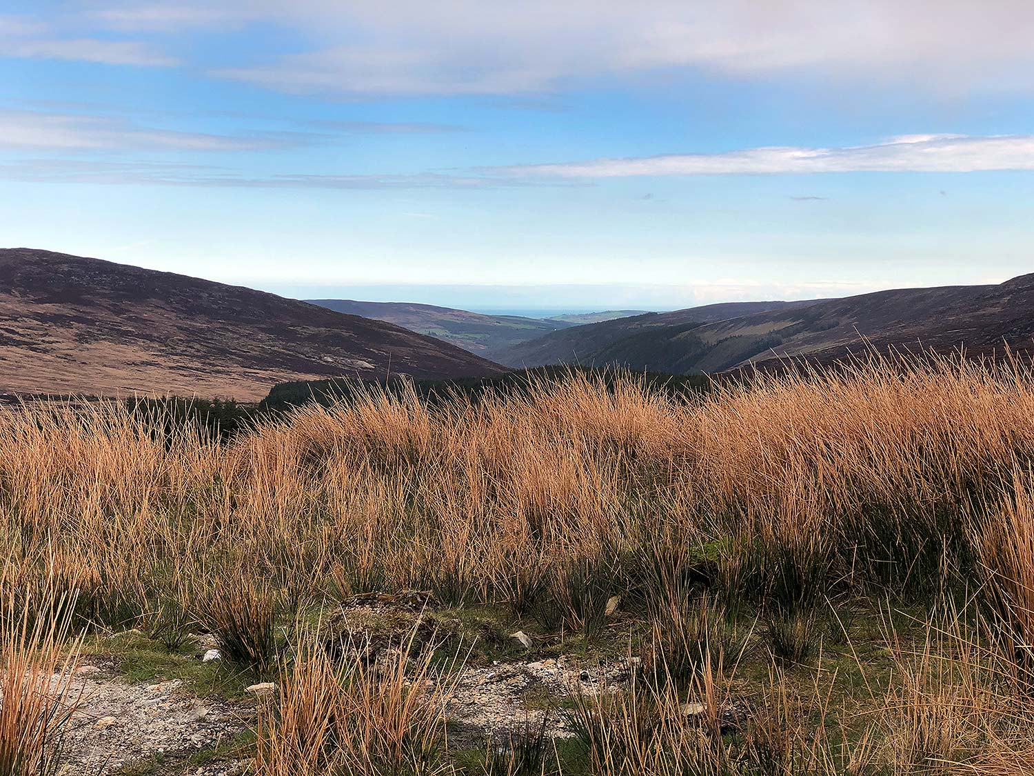 wicklow mountains irland