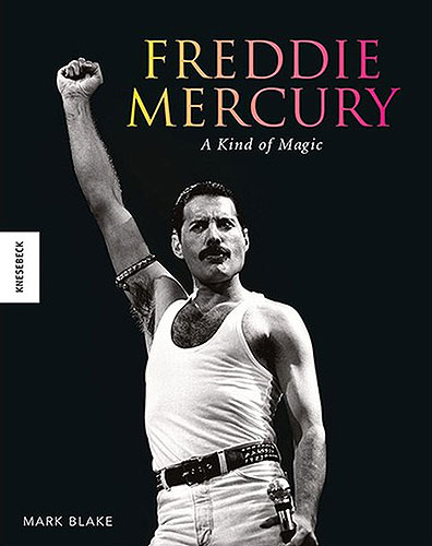 a kind of magic freddie mercury