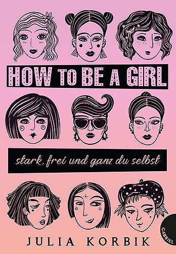 julia korbik how to be a girl