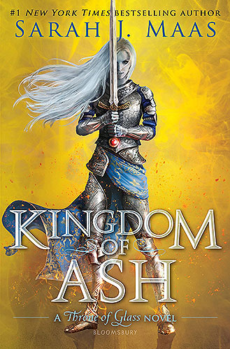 sarah j maas kingdom of ash