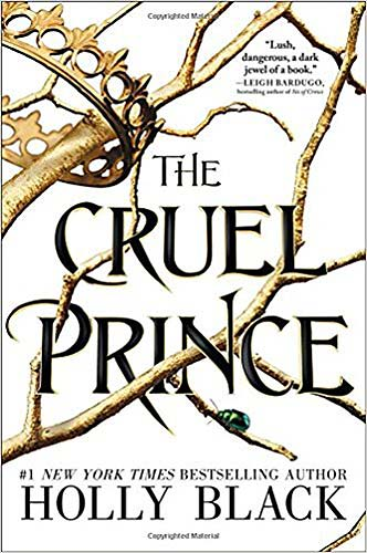 the cruel prince holly black