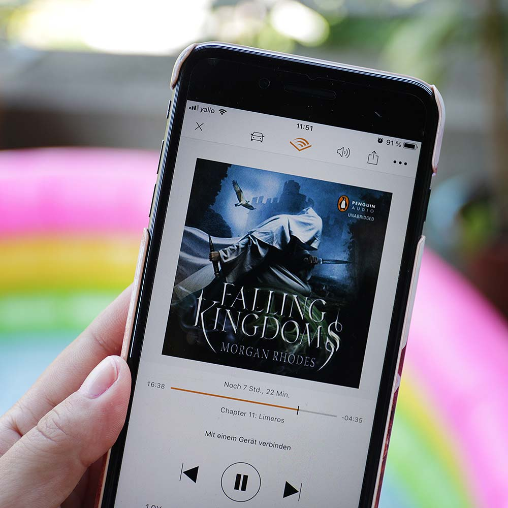 hoerzeiten audible falling kingdoms