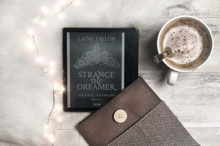 strange the dreamer one