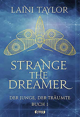 strange the dreamer taylor