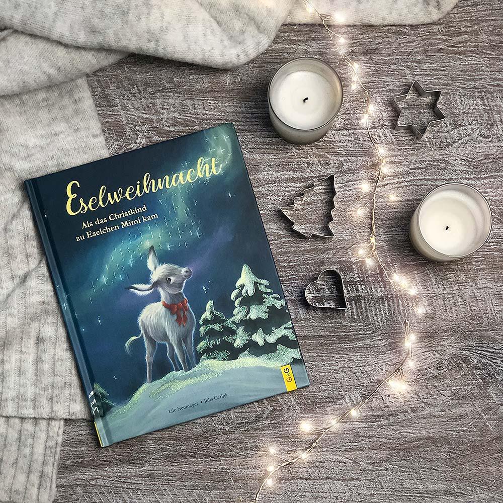 eselweihnacht gg weihnachtsbücher kinderbuch
