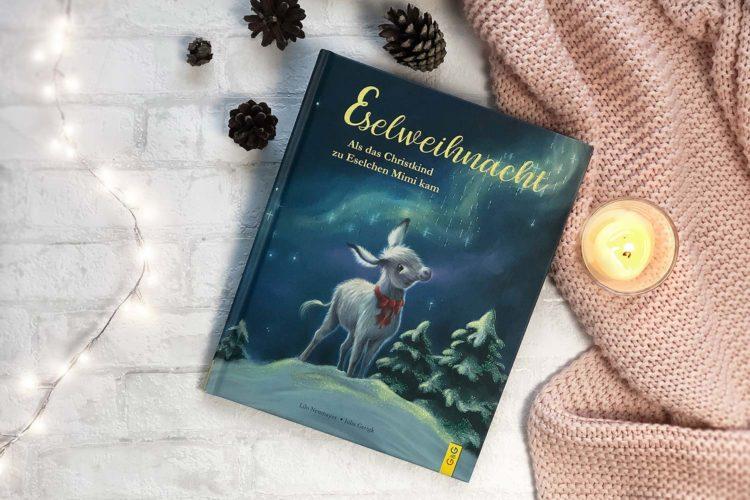 eselweihnacht gg bilderbuch weihnachten