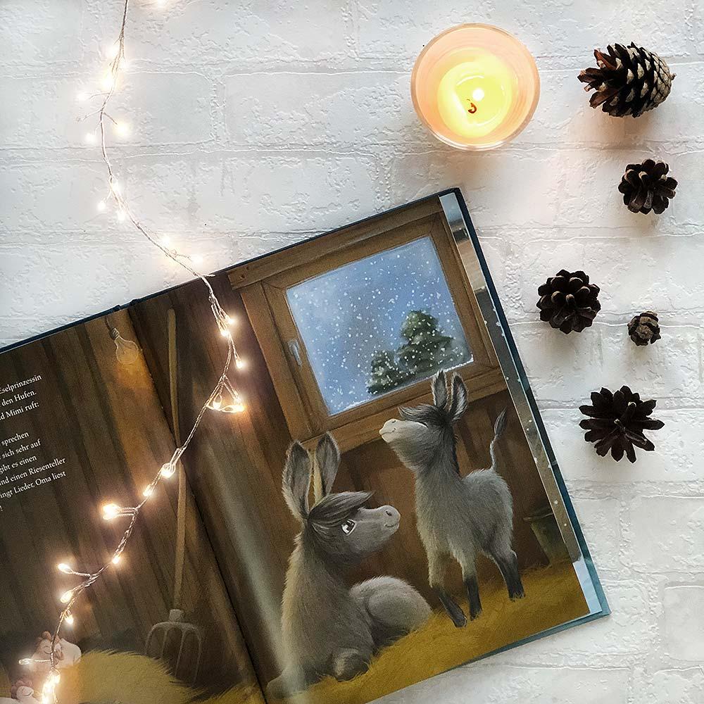 weihnachten bilderbuch gg eselweihnacht