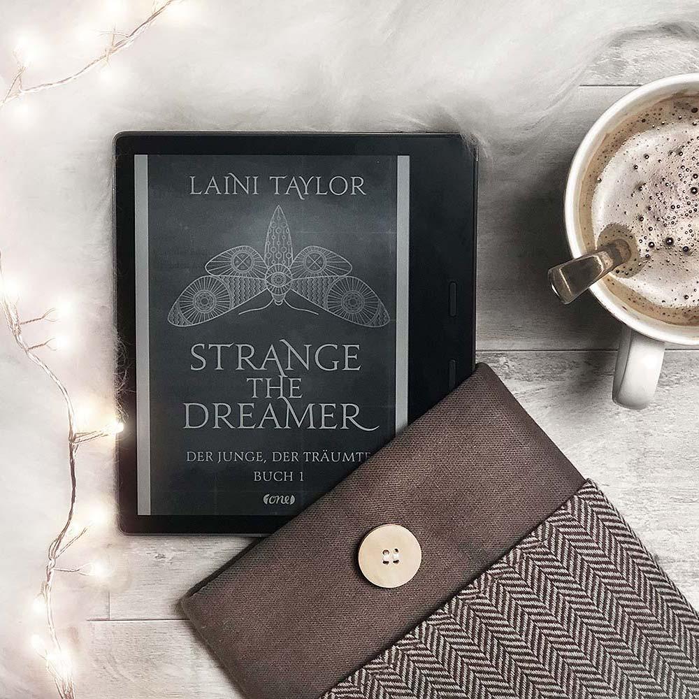 strange the dreamer laini