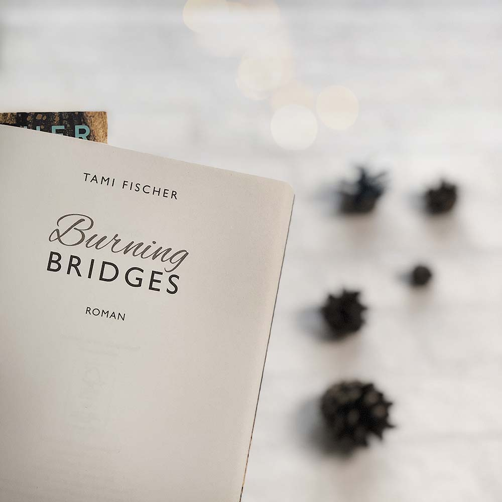 burning bridges tami fischer