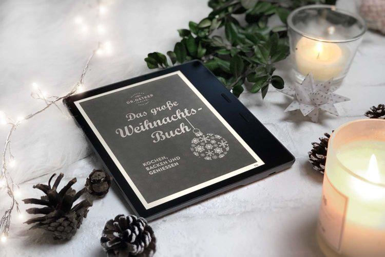 dr oetker grosse weihnachtsbuch