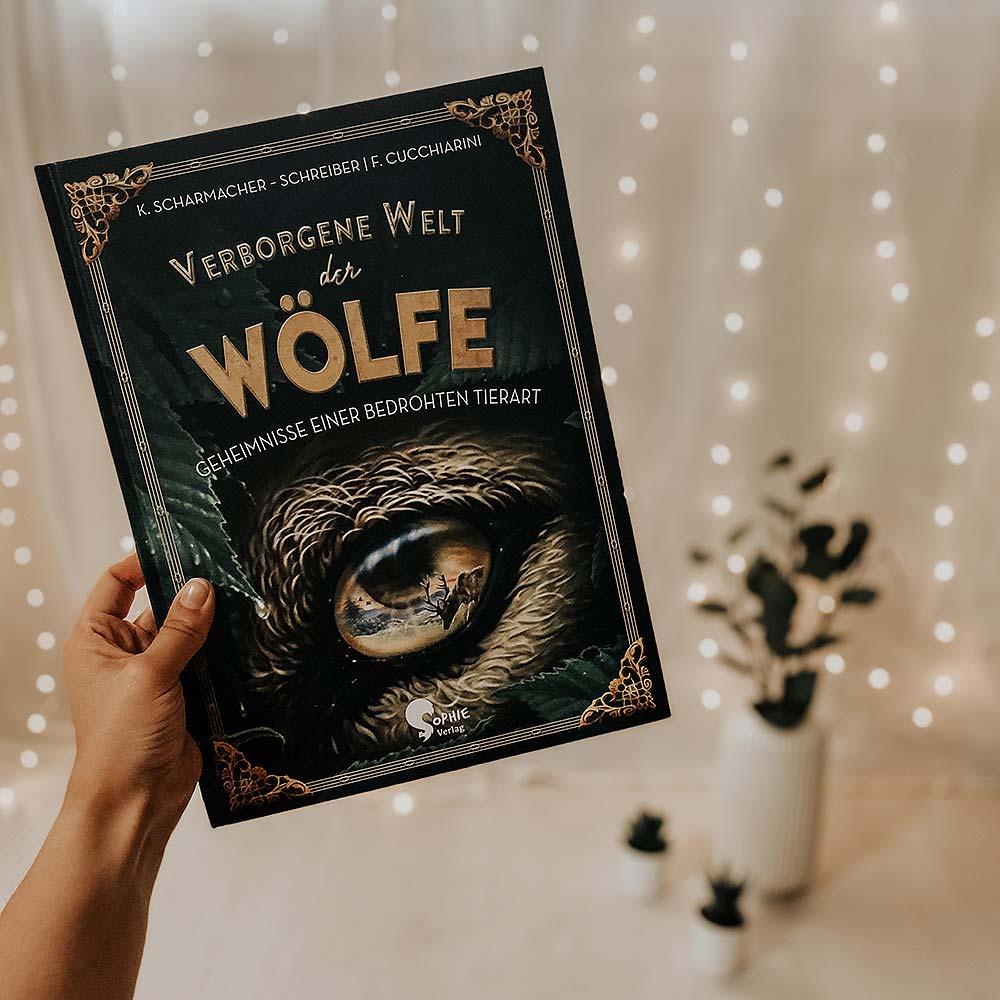 verborgene welt der wölfe