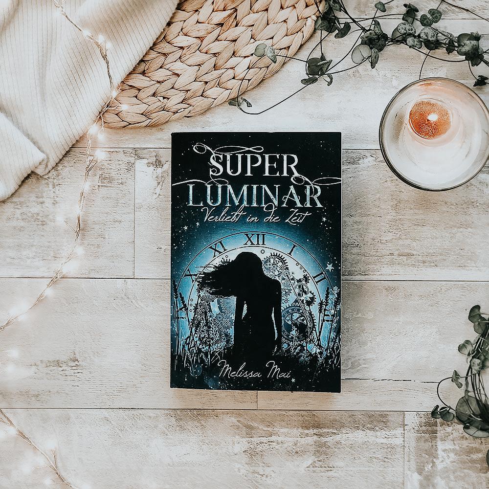 superluminar zeitreiseroman melissa mai