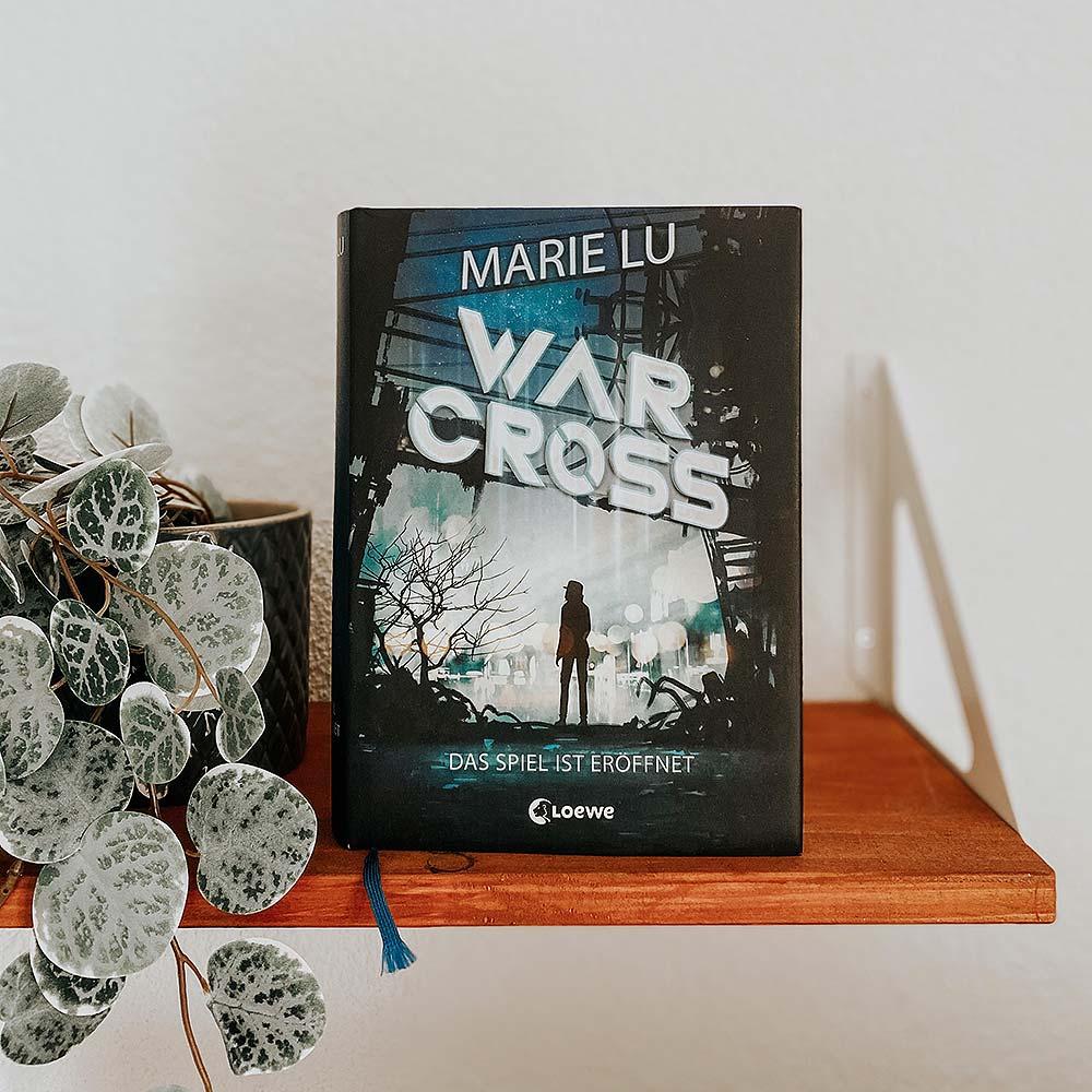warcross marie lu